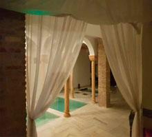 Ba os rabes alhambra - Banos arabes palacio de comares ...